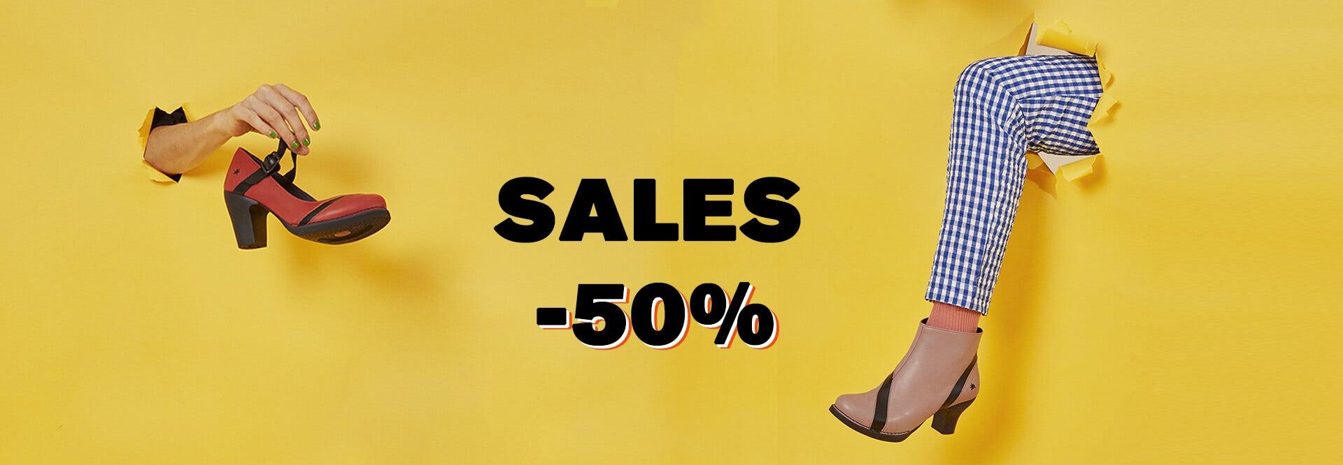 Soldes 50%