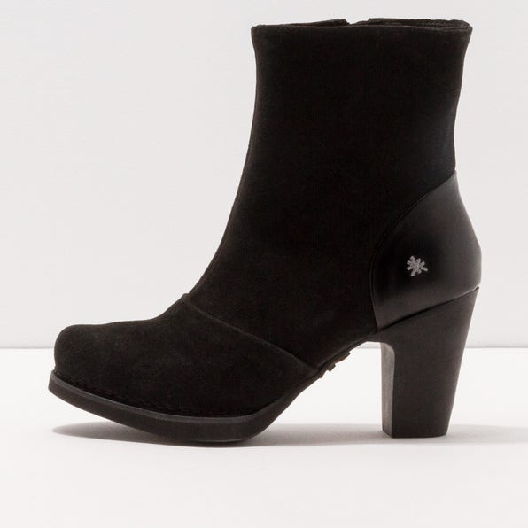 1148 LUX SUEDE BLACK/ GRAN VIA