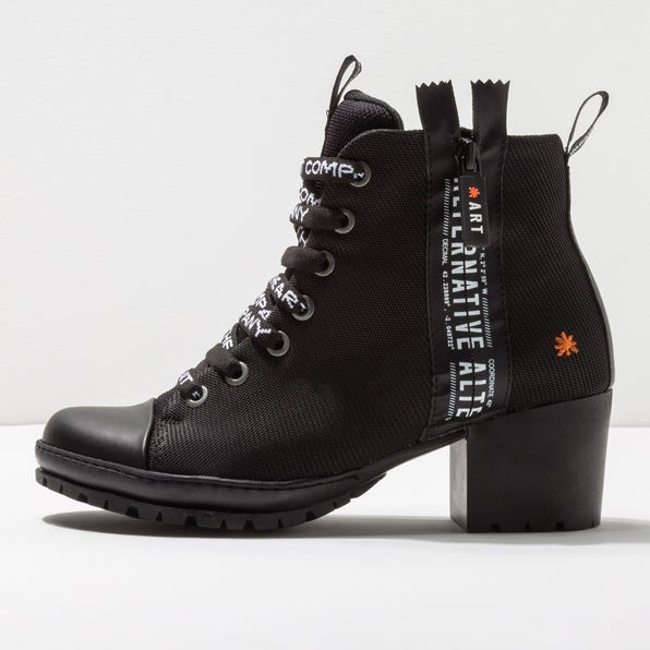 1239 MULTI LEATHER BLACK/ CAMDEN