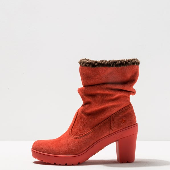 1757 LUX SUEDE CORAL/ TRAVEL