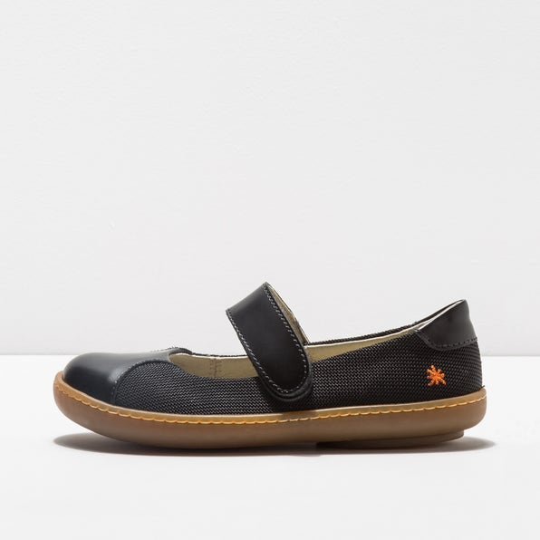 A711S MULTI LEATHER BLACK/ KIO