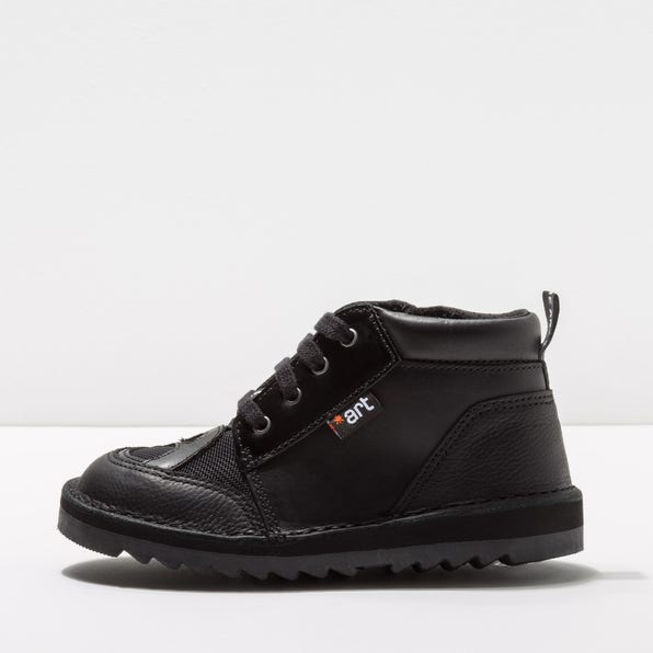 A941 MIX LEATHER BLACK /TORINO